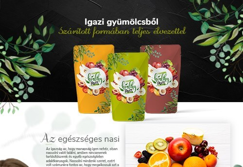 Fresh fruit nasi webáruház